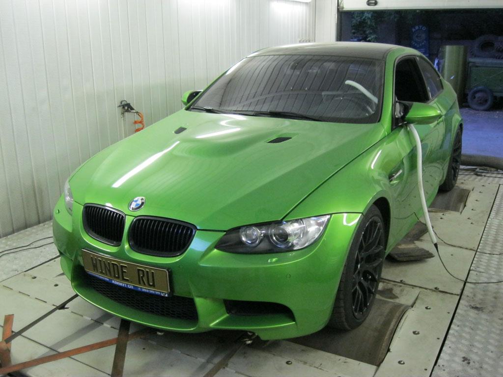 Чип тюнинг BMW 3 серия E90/E91/E92